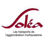 logo Soléa – Les transports de l'agglomération mulhousienne