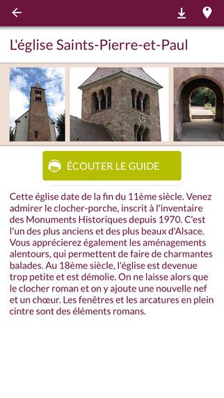 appli mobile touristique