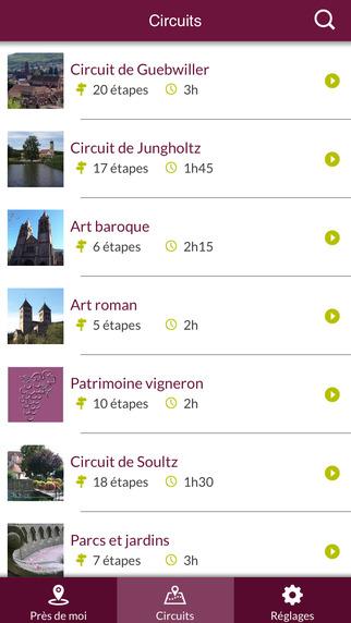 application smartphone tourisme
