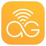 logo AccessGuest – Le wifi automatique pendant vos voyages