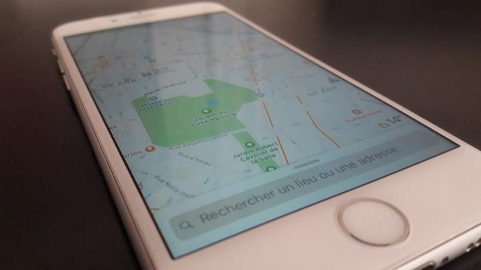 La géolocalisation : presque incontournable pour les applications mobiles.