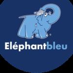 logo Eléphant bleu – Innovation sur le marché du lavage de véhicules !